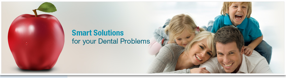 Smart Solutions for your Dental Problems